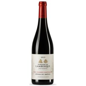 Domaine De Lambisque - Côtes du Rhône Les Vignes Sauvages