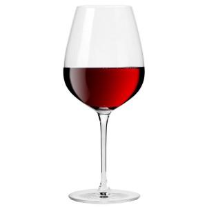 Kieliszki do czerwonego wina DUET (komplet 2 szt.)