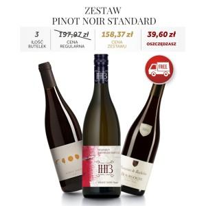Zestaw Pinot Noir Standard