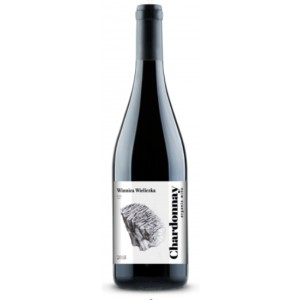 Winnica Wieliczka Chardonnay organic wine 2018