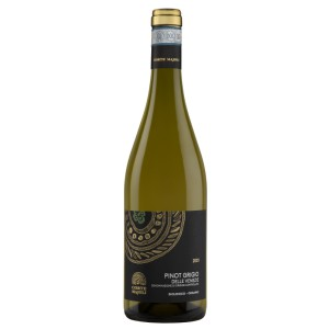 Tezza - Pinot Grigio 2018 organic vine BIO