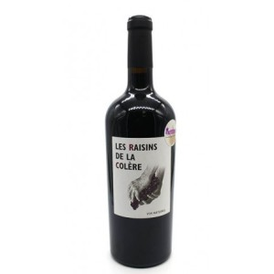 Les Raisins De La Colere Natural wine 2016